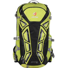 Deuter Attack Enduro 16 Protector Backpack apple-black